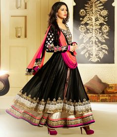 Get the look of stars: Bollywood Actress modeled Anarkali Suits - buy fashionable & sizzling Bollywood collection with free Shipping  #NargisFakhriAnarkali, #Partywearsuits, #Anarkalidresses  Check out here:- http://www.shoppers99.com/festive_sale/nargis_fakhri_bollywood_anarkali_suits