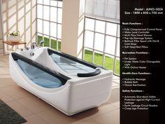 #Whirlpoolbathtub | #Jacuzzibathtub | Waterfall bathtub | Bathtubs in india
