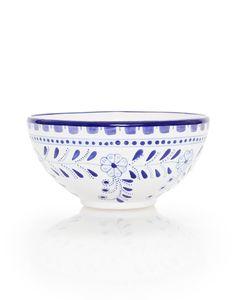 Floral Deep Salad bowl {The Little Market}  12285-2