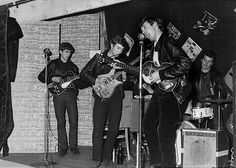 """9th December 1961: The Beatles play to 18 people in Aldershot """"Sam Leach, The Beatles' then agent, and wanting to become their manager, attempted to introduce the group to London agents by promoting a gig at The Palais Ballroom, Aldershot, on 9th December 1961. The show was not advertised properly and, as a result, only 18 people attended. Weeks after this Brian Epstein became the group's manager."""""""
