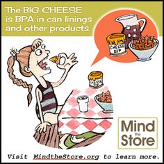 Ask retailers to get tough on toxic chemicals like BPA in canned food, water pitchers and other summer-time snacks. Learn more: http://mindthestore.saferchemicals.org/backyard-bbq