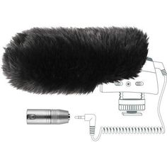 MZW400 Wind-muff and XLR Adapter Kit for the MKE400