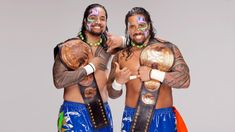 Check out photos of the WWE Superstar tandems (and one trio) who have held the Raw Tag Team Titles, including The Street Profits. Curt Hawkins, Zack Ryder, Wwe Superstars, Tandem, Champion, Wonder Woman, Superhero, Tags, Fictional Characters