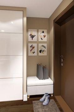 Уютная квартира - студия - Дизайн интерьеров | Идеи вашего дома | Lodgers