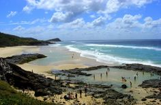 Australia a country of endless possibilities - Fraser island