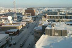 biggest city in nunavut