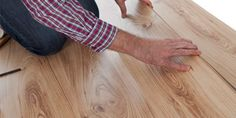 6 Home Projects That Are Easier Than You Think (And 10 That Aren't): installing hardwood floors Installing Hardwood Floors, Refinishing Hardwood Floors, Floor Refinishing, Stone Flooring, Vinyl Flooring, Home Improvement Projects, Home Projects, Carpet Installation, Bamboo Cutting Board