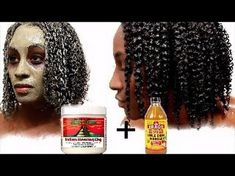 ☆ ☆ ☆ ☆ READ MEEEEE☆ ☆ ☆ ☆ Please watch in In this video I share how I apply the Bentonite Clay (Aztec Secret Indian Healing Clay) to achieve the. Bentonite Clay Mask Hair, Clay Hair Mask, Natural Hair Tips, Natural Curls, Natural Hair Styles, Vinegar For Hair, Indian Healing Clay, Healthy Hair Tips, Black Hair Care