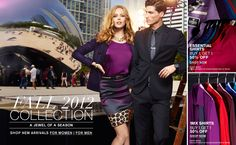 Express Fashion | Fall 2012 Collection: A Jewel of a Season