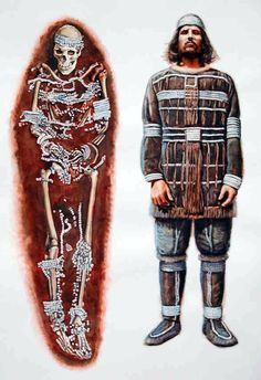 Neanderthal clothing sungirburialclothes.jpg (587×857)