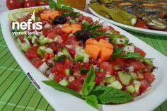 Nefis Çoban Salata #nefisçobansalata #salatatarifleri #nefisyemektarifleri #yemektarifleri #tarifsunum #lezzetlitarifler #lezzet #sunum #sunumönemlidir #tarif #yemek #food #yummy