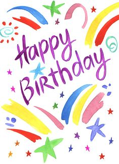 Happy Birthday Burst Funny Birthday Card Hope it's spectacular in every way! Happy Birthday Art, Happy Birthday Greetings, Funny Birthday Cards, Birthday Greeting Cards, Birthday Stuff, Birthday Ideas, Birthday Pictures, Birthday Images, Birthday Wishes For A Friend Messages