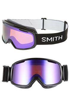 b908fc6685ab SMITH Designer Riot Chromapop 180mm Snow Ski Goggles Ski Goggles
