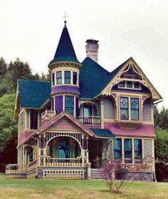 Victorian House built in 1889, love the heart shape scroll on the front porch! Description from pinterest.com. I searched for this on bing.com/images