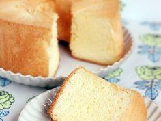 失敗しない♪米粉と豆乳のシフォンケーキの画像