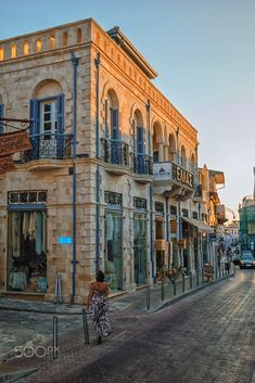 Old Limassol, Cyprus