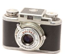 35Mm Camera | BOLSEY Rangefinder Camera - Vintage 1940s 35mm Film Camera