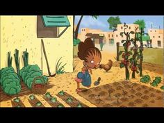 23 Animated Series That Have Black Lead Characters or are Set in Africa | Baby & Blog