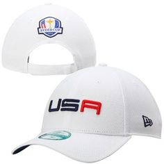 New Era 2014 Ryder Cup Friday 9FORTY Adjustable Hat - White a907d719daa7