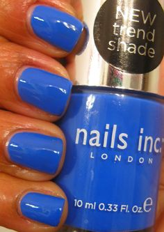 Nails Inc Baker Street @nails inc