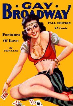 Gay Broadway(1938) Bergey