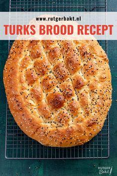 Dutch Recipes, Turkish Recipes, Bread Recipes, Baking Recipes, Rudolph's Bakery, Birthday Snacks, Happy Foods, Easter Recipes, Wine Recipes