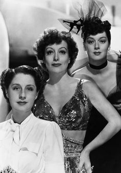 The Women- Norma Shearer Joan Crawford Rosalind Russell .