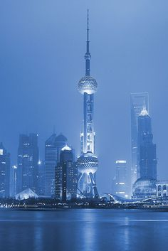 Scenes from the Shanghai Pudong