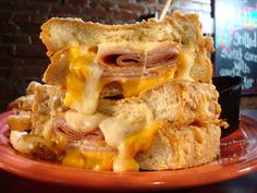 Going to Melt in Cleveland, Ohio mmmmm grilled cheese