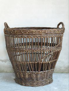 Old basket