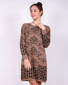 Gaia Clothe Line | Tunik Wanita Online | Pakaian Rajut Wanita | www.gaiaclotheline.com
