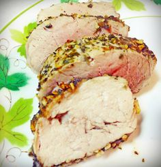 Balsamic Pork Tenderloin | Stylish, Stealthy & Healthy.