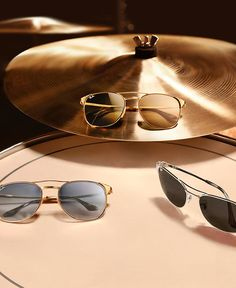 5d99e850bb Jam with friends in classic style with Ray Ban Signet sunglasses. Givenchy