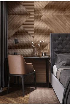 Wall Texture Design for Living Room. Wall Texture Design for Living Room. 99 Inspiring Modern Wall Texture Design for Home Interior Home Bedroom, Modern Bedroom, Bedroom Ideas, Modern Wall, Modern Hotel Room, Modern Contemporary, Contemporary Kitchens, Modern Decor, Contemporary Building