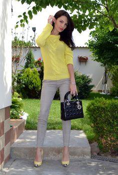 My Silk Fairytale: Work Outfit