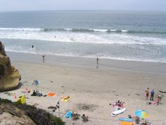 Solano Beach, CA  Fletcher Cove. July 1-7, 2012