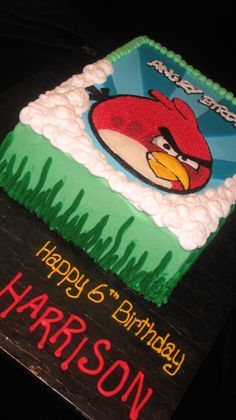 i crave cake: Angry Birds