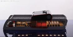 BKK Public transport ship on Behance