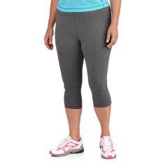 280fd053f78 Danskin Now - Women s Plus-Size Dri-More Capri Core Legging - Walmart.com