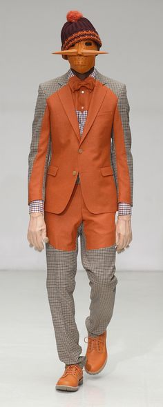 Walter Van Beirendonck Collection  A/W 2012  2013  'LUST NEVER SLEEPS'