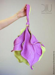 ИРИС - розовый,мятный,бирюзовый,бордовый,орхидея,авторская работа,дизайнерские украшения