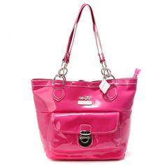Coach Willis Colorblock Medium Pink Totes AFD Give You The Best feeling!