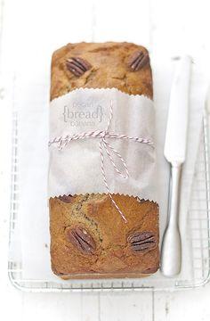 ... pecan banana bread ...