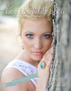 Borrowed & Bleu Spring 2014