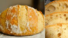 Chléb z obchodu vždy během 1 dne ztvrdne... Pak jsem ale objevila recept na tento lahodný domácí chléb, který vydrží čerstvý celou věčnost! -