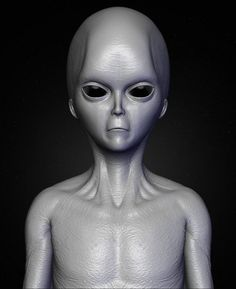 extraterrestre 3d model