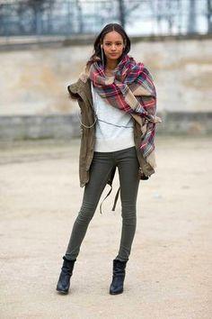 Comment porter un jean skinny gris en 2015 (165 tenues) | Mode pour femmes