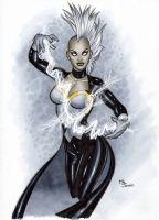 Storm Comic Art