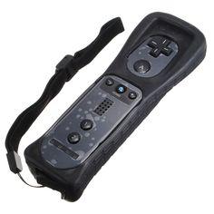 Nuevo mando a distancia con el caso para nintendo wii juego