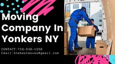With us you will never fall short of hands and boxes that transport your goods to different destinations of Yonkers NY, exactly as you would like them. We carry out the packing and unpacking service with the most advanced tools and techniques that further ensure the highest level of safety in our relocation service.